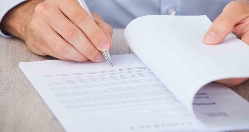 PRIOR TO SIGNING THE LEASE, HAVE YOU REVIEWED ALL THE CLAUSES?